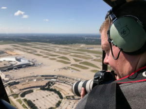 Dallas photographer Mark Alberts - specializing in Architectural, Aviation, and Corporate photography